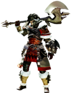 ARR Warrior
