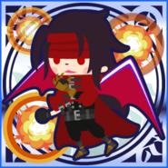 FFAB Chaos Saber - Vincent Legend SSR