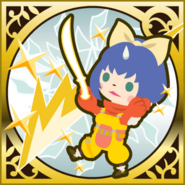 FFAB Might - Eiko Legend SR