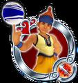 KHUX Wakka 3★ Medal