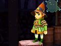 RoF Orange Cone Hat