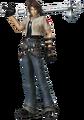 DFFNT Squall's Kingdom Hearts Costume C