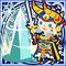FFAB Rune Saber - Warrior of Light Legend SSR+