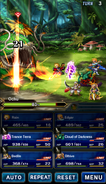 FFBE Flame Sword