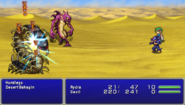 FFIV PSP Magic Arrow