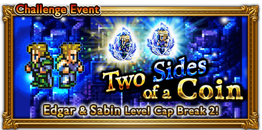 Two Sides of a Coin (Record Keeper)