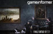 FFXV-Game-Informer-Cover