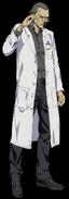 Hojo from Final Fantasy VII Remake artwork