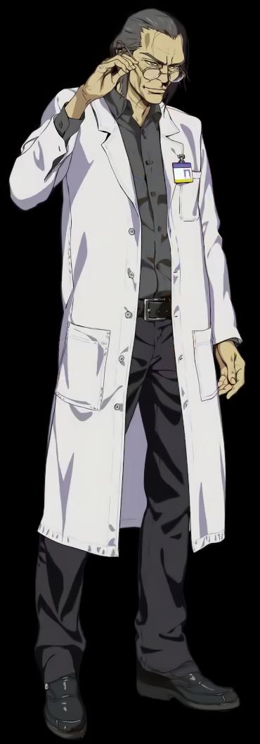 Профессор Ходжо