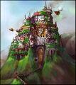 Lindblum-Castle-Artwork