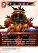Royal Ripeness 5-007H from FFTCG Opus