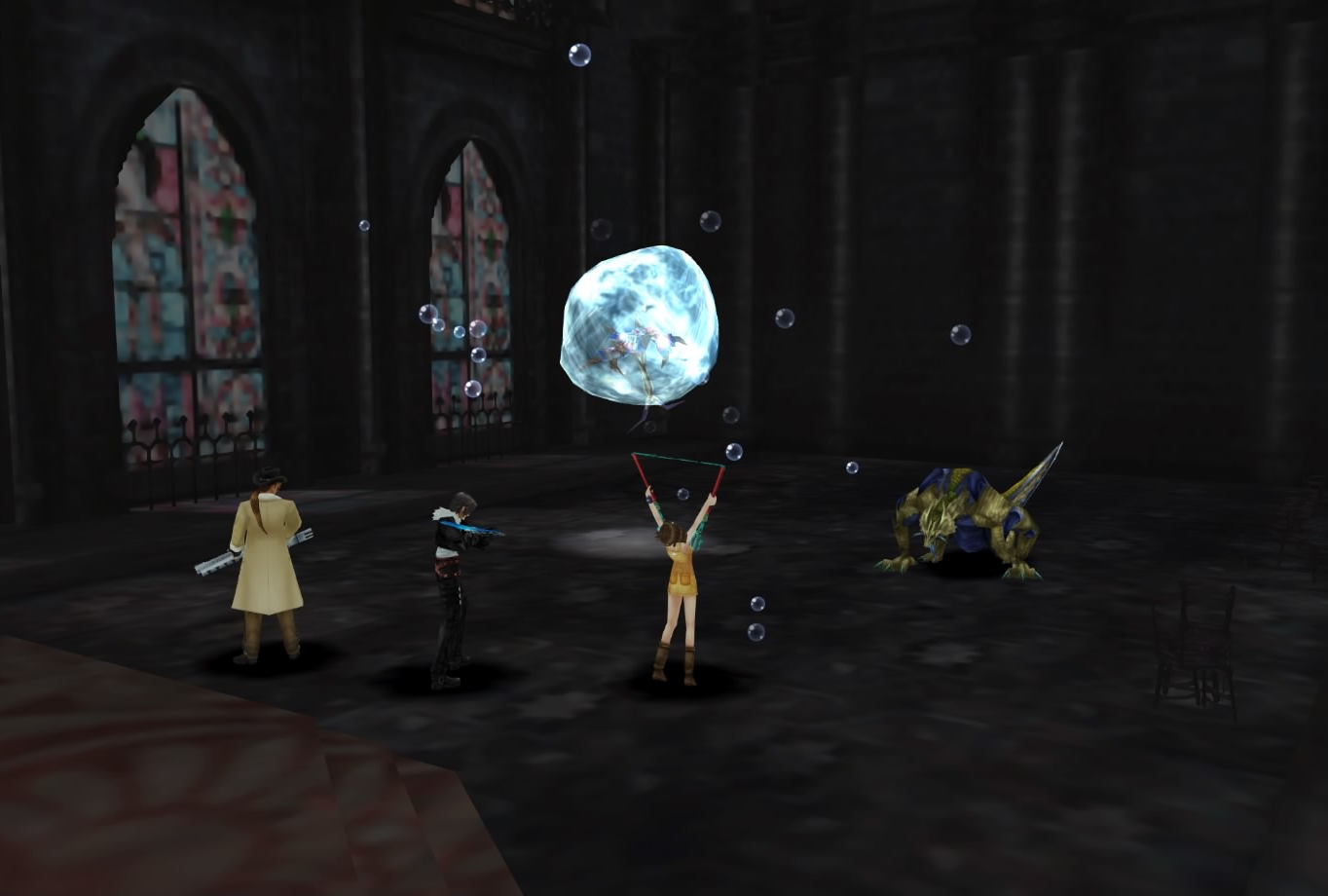 Water (Final Fantasy VIII)