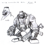 Barret sketch
