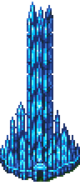 Crystal Tower from FFIII Pixel Remaster sprite