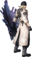 DFFNT Snow Villiers Costume 02-A
