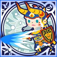 FFAB Dayflash - Warrior of Light Legend SSR+
