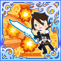 FFAB Fated Circle - Squall SSR+