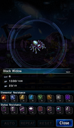 FFBE Black Widow Analyze 2