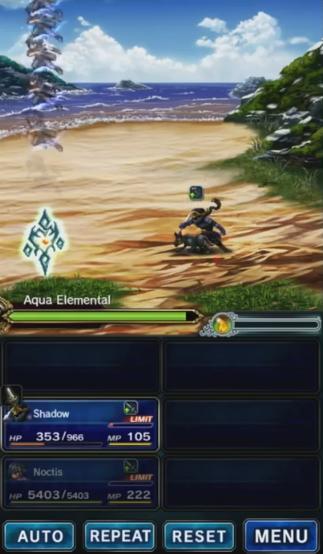 Warp (Final Fantasy XV)
