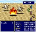 FFIV SNES Fire1