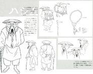 LotC Hassam Sketch