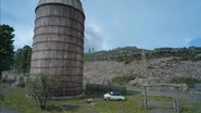 Saxham Outpost New to the Road quest from FFXV