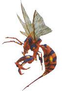 Wasp Queen ffx-2