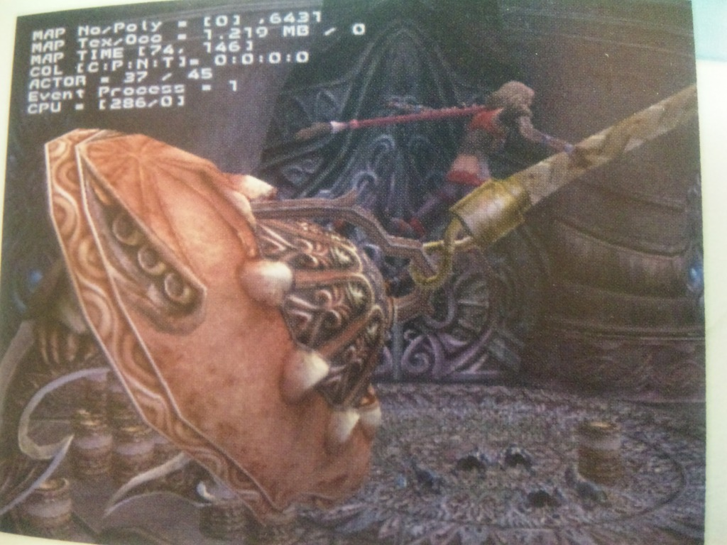 Early FFXIII Images