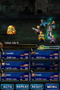 FFBE Cure