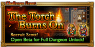 FFRK The Torch Burns On Event