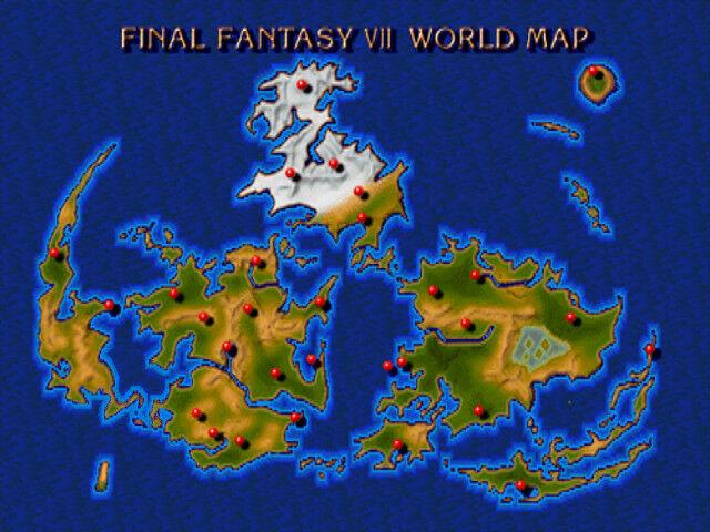 Карта Гайя