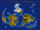 Список локаций Final Fantasy VII