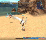 FFXII Water Cannon