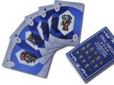 Final Fantasy Transparent Playing Cards