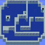 FF II NES - Mysidian Tower Fourth Floor
