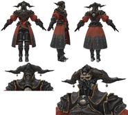 Gaius Model Render