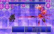 Guy using Berserk X from FFII Pixel Remaster