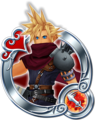 KHUX KH1 Cloud 3★ Medal