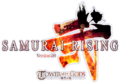 Samurai Rising Version 2 logo