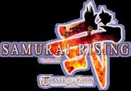 Samurai Rising Version 2 logo