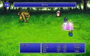 WHM using Blindna from FFIII Pixel Remaster