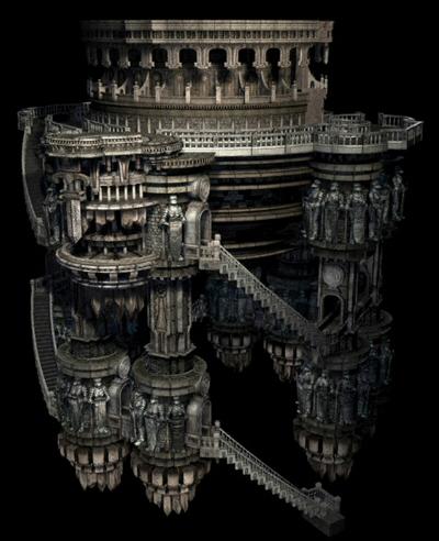 Alexandria Castle Tower CG Art Rowell 1.jpg