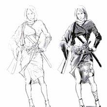 Concept FFX-2 Job Samurai 2.jpg