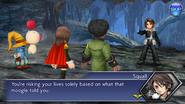 DFFOO Squall Encounter