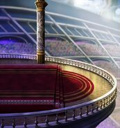 FFBE Colosseum VIP Seating BG