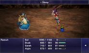 FFD Sleep