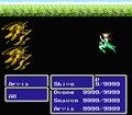 FFIII NES HypnoBeam