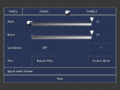 FFIII iOS Config 2 Menu
