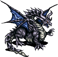Holy Dragon in Final Fantasy VI