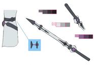 Maken palette concept for Final Fantasy Unlimited